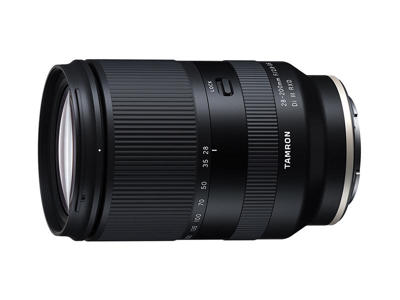 Объектив Tamron Sony FE 28-200 mm f/2.8-5.6 RXD A071SF