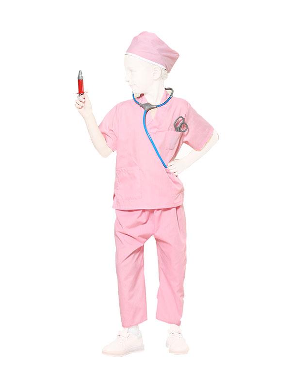 Игровой набор Teplokid Медсестра TK-NU-09681