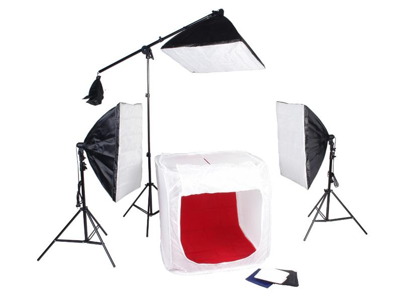 Фото - Комплект для макросъемки Falcon Eyes LFPB-3 LED Kit 27826 lightaling led light set compatible with brand camping van 10220 building model creator decorate kit blocks toys