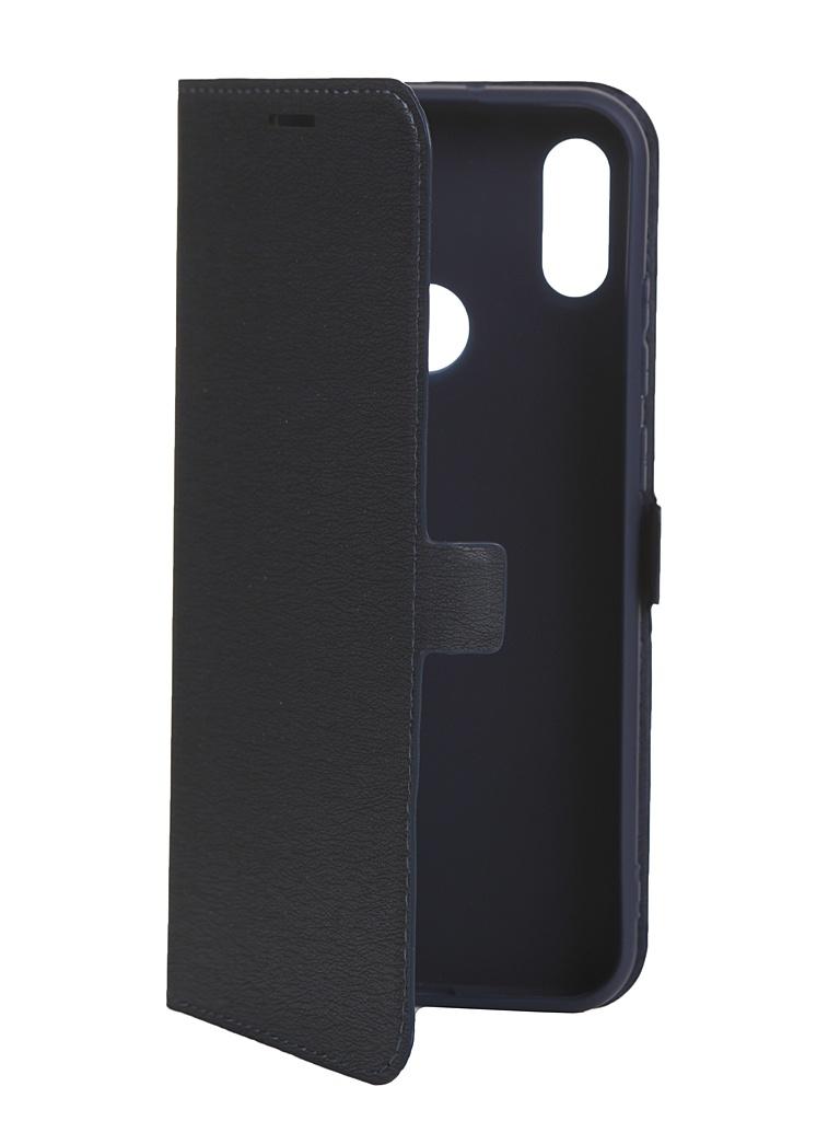 Чехол Krutoff для Huawei Y6 (2019) / Y6S Honor 8A Pro Prime Blue 10428