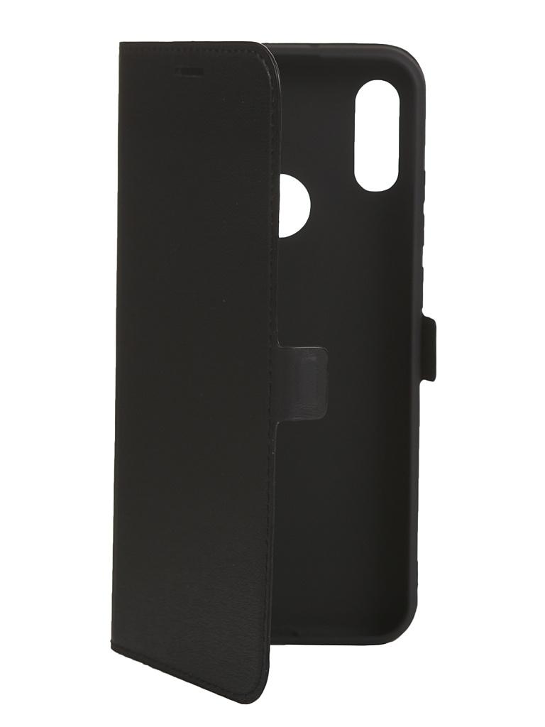 Фото - Чехол Krutoff для Huawei Y6 (2019) / Y6S / Honor 8A / 8A Pro / 8A Prime Black 10383 чехол для honor 8a 8a pro g case slim premium book черный
