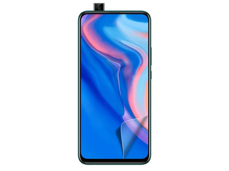 Гибридное защитное стекло Krutoff для Huawei P Smart Z / Y9 Prime 2019 Y9s Honor 9X Pro 22323