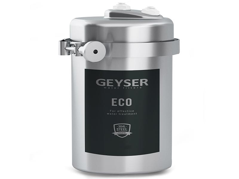 Фото - Фильтр для воды Гейзер Эко Макс 18055 фильтр для воды гейзер смарт макс белый 16030