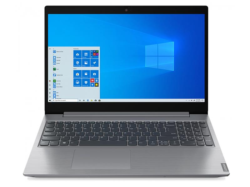 Фото - Ноутбук Lenovo IdeaPad L3 15IML05 81Y300BHRE (Intel Pentium 6405U 2.4 GHz/4096Mb/256Gb SSD/Intel UHD Graphics/Wi-Fi/Bluetooth/Cam/15.6/1920x1080/DOS) настольный компьютер lenovo thinkcentre tiny m720q 10t70095ru intel core i3 9100t 3 1 ghz 4096mb 256gb ssd intel uhd graphics wi fi bluetooth dos