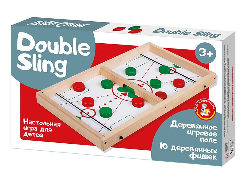 Настольная игра Десятое Королевство Дабл Слинг 02972