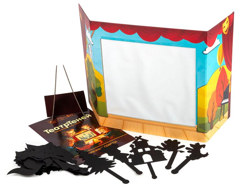Настольная игра Десятое Королевство Театр Теней на столе 04030