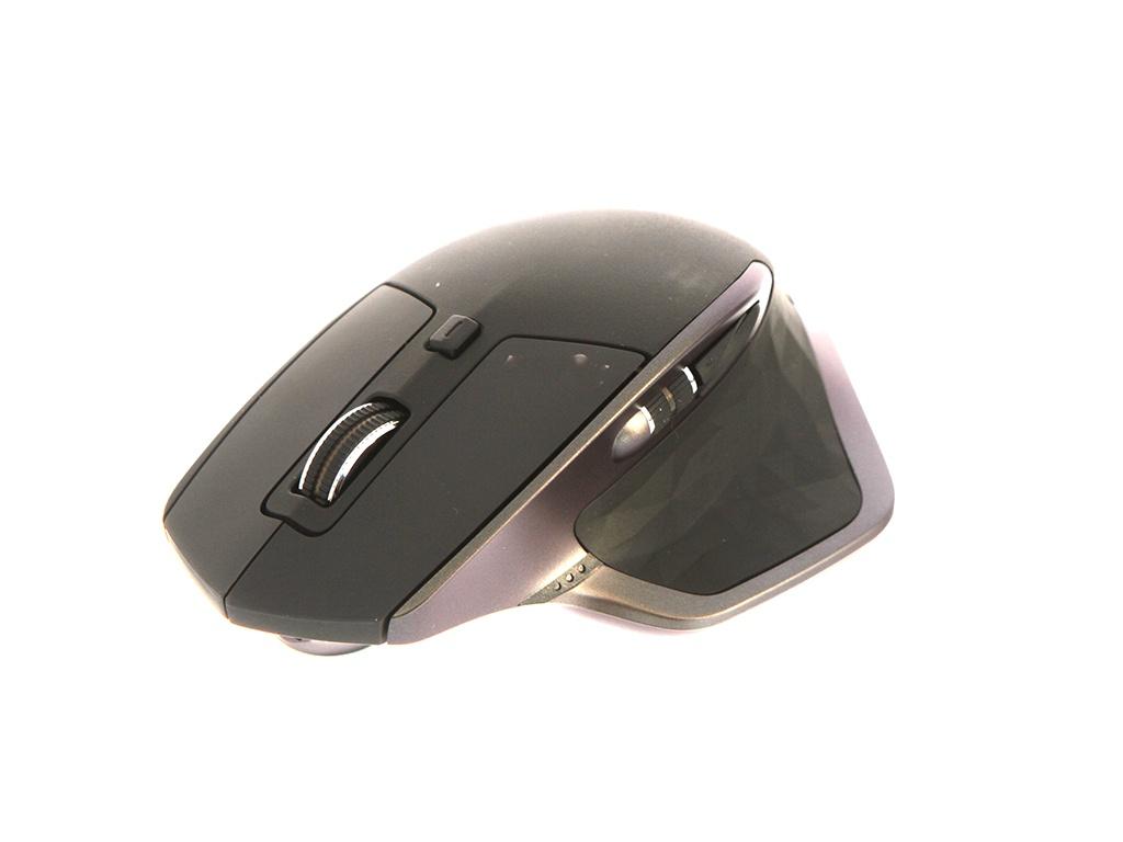 Мышь Logitech Wireless MX Master for Business Mouse Graphite 910-005213