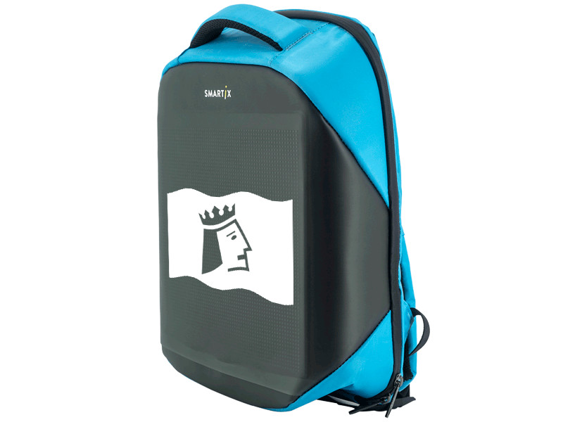 Рюкзак Smartix LED 4 Plus Blue SM0010041002