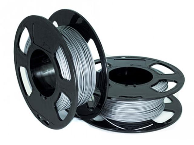 Аксессуар U3Print PLA 1.75mm 1kg Aluminium