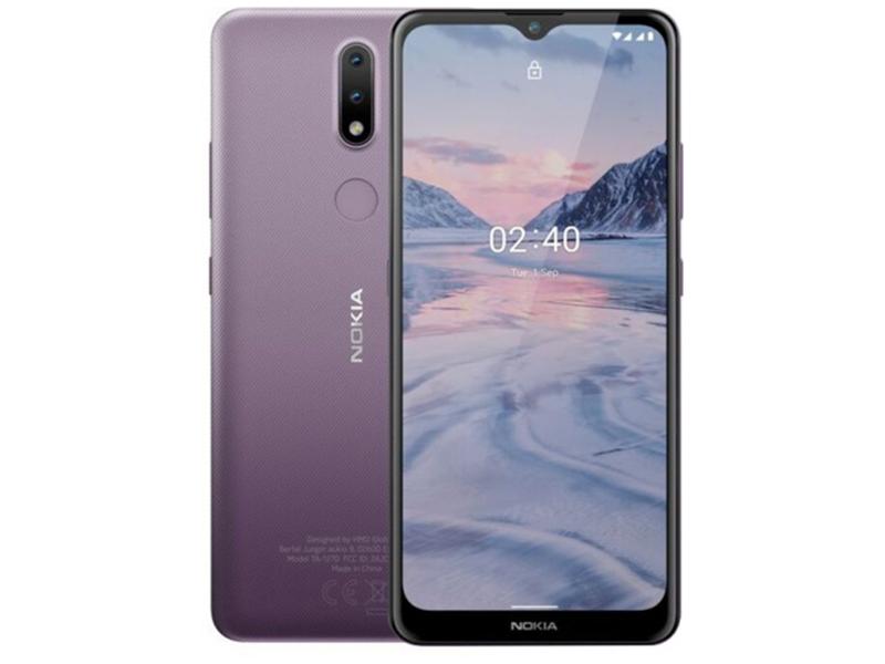 Сотовый телефон Nokia 2.4 2/32GB Purple