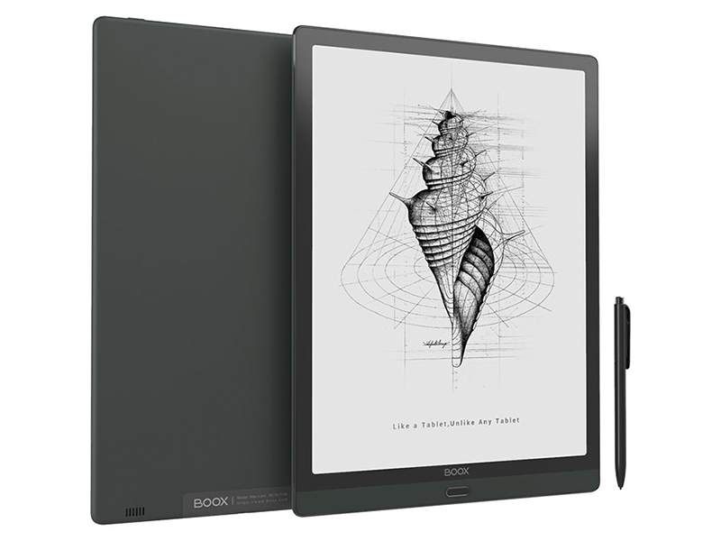 Фото - Электронная книга Onyx Boox Max Lumi электронная книга onyx boox boox nova 3 32 гб черный