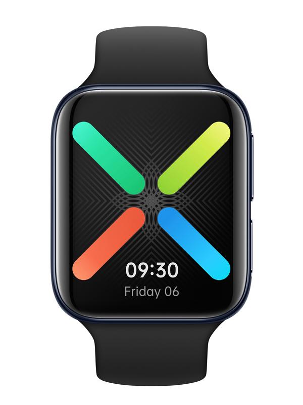 Умные часы Oppo Watch 46mm Black