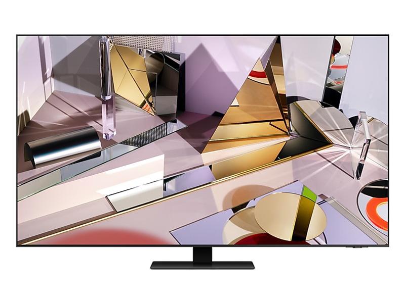 Фото - Телевизор QLED Samsung QE65Q700TAU 65 qled телевизор samsung qe55q60aau