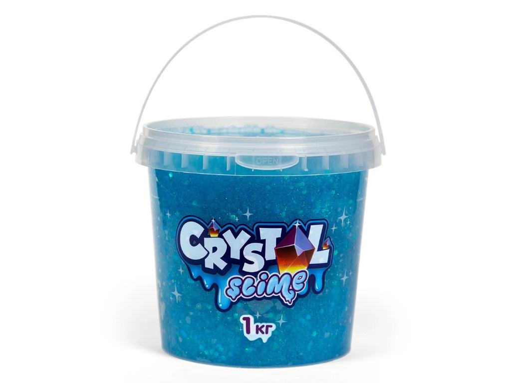 Слайм Slime Crystal 1kg Light Blue S300-37