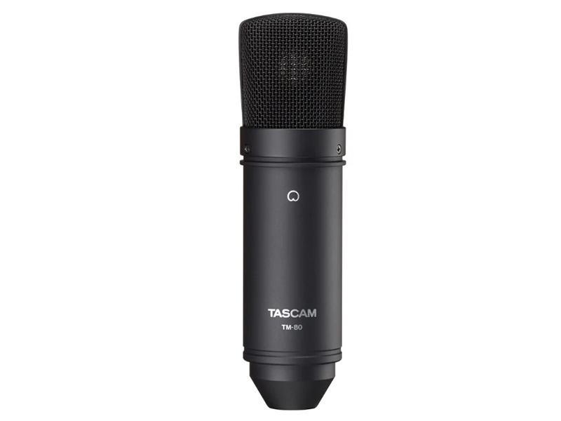 Микрофон Tascam TM-80 Black
