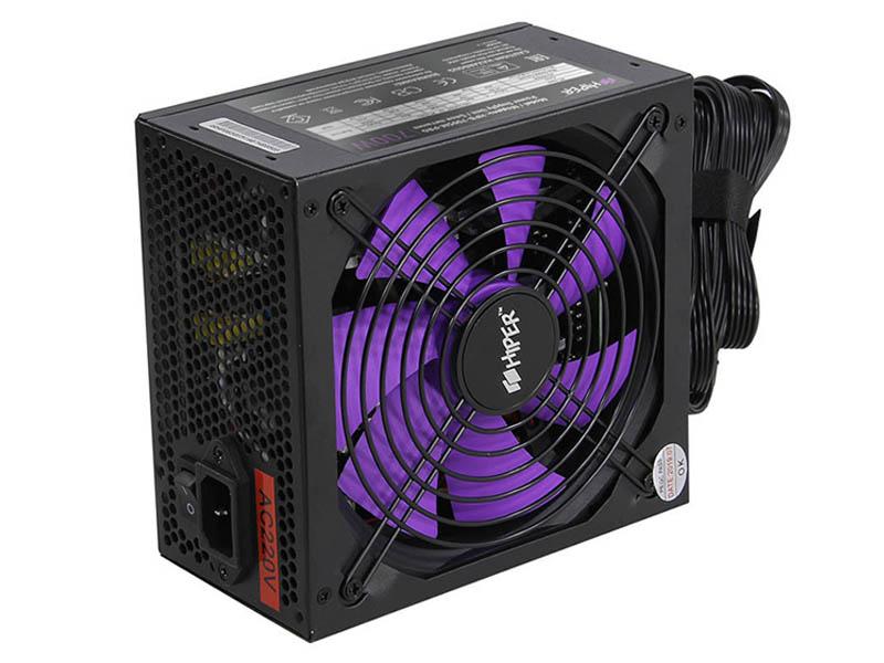Блок питания Hiper HPB-700SM-Pro 700W Black блок питания hiper hpb 550rgb 550w black