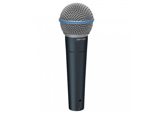 Фото - Микрофон BEHRINGER BA 85A, черный микрофон behringer c 2
