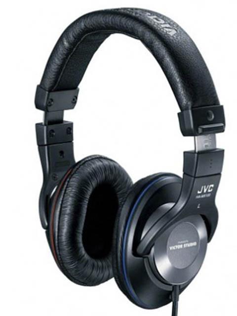 Наушники JVC HA-MX100-Z-F Black