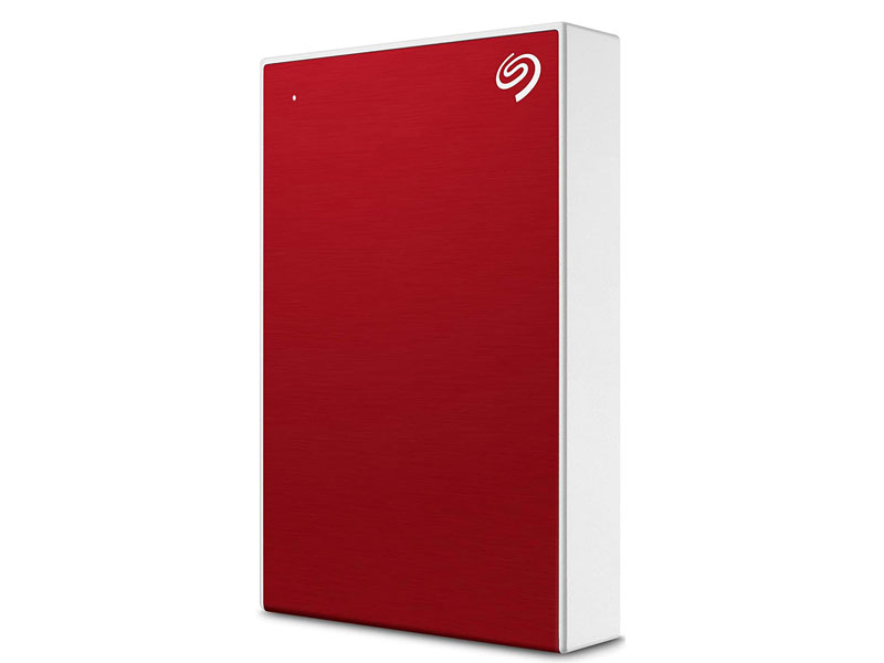 Жесткий диск Seagate One Touch Portable Drive 5Tb Red STKC5000403