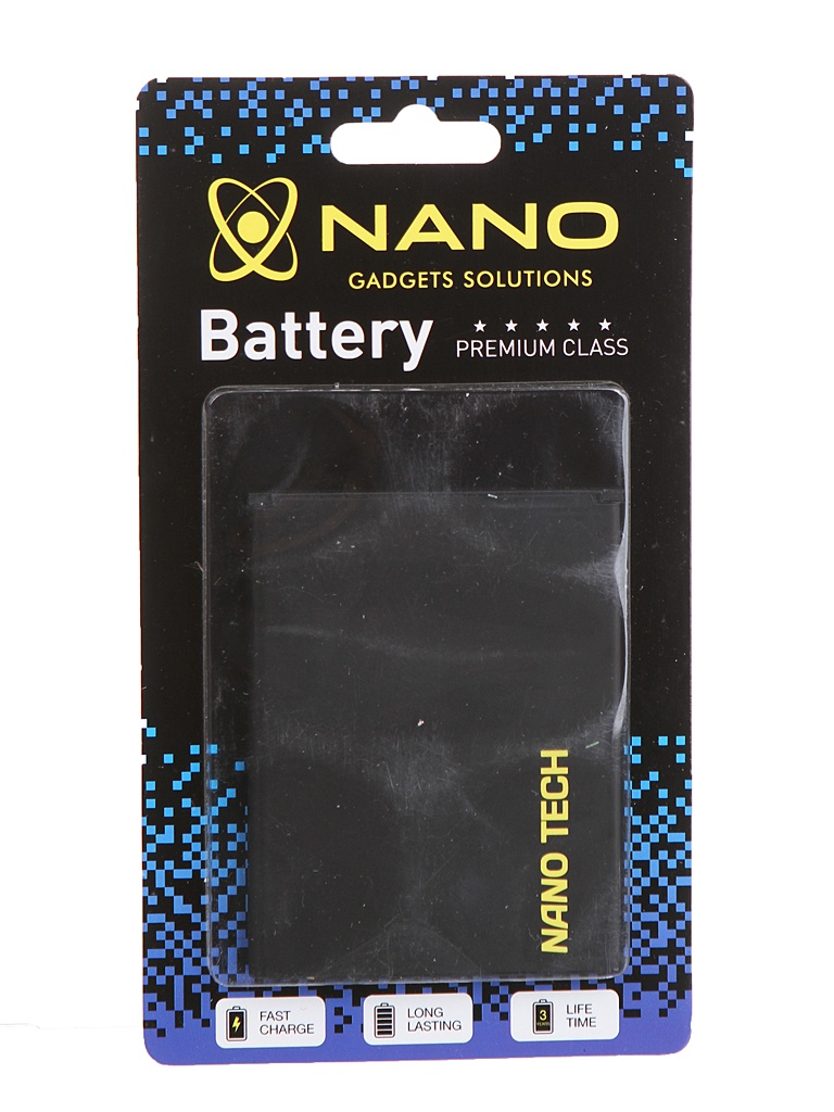 Аккумулятор Nano Original Battery для Xiaomi Redmi Note 3200mAh BM42