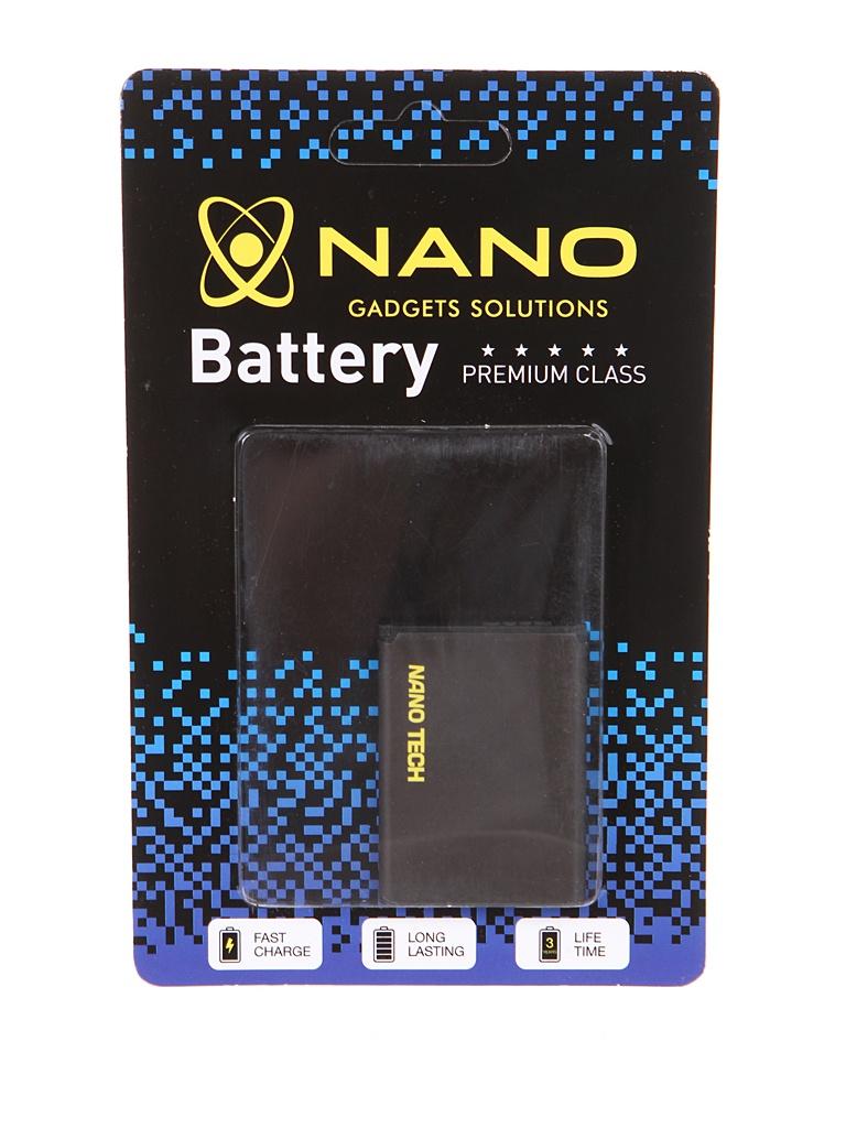 Аккумулятор Nano Tech (схожий с CAB3010010C1) 750mAh для Alcatel One Touch 708 Mini