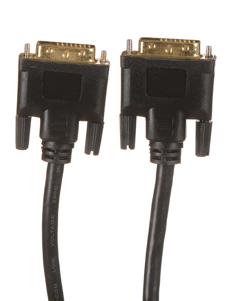 Аксессуар TV-COM DVI-D - 3.0m DCG150V-3M