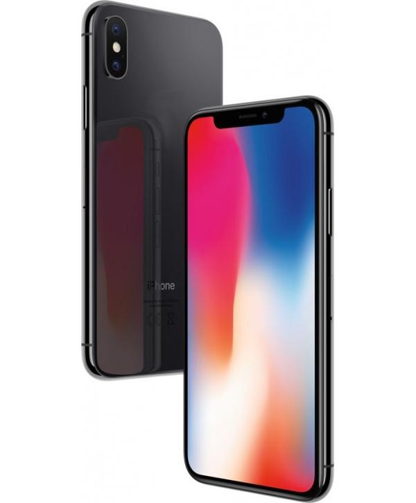 Сотовый телефон APPLE iPhone X - 256Gb Space Grey восстановленный FQAF2RU/A