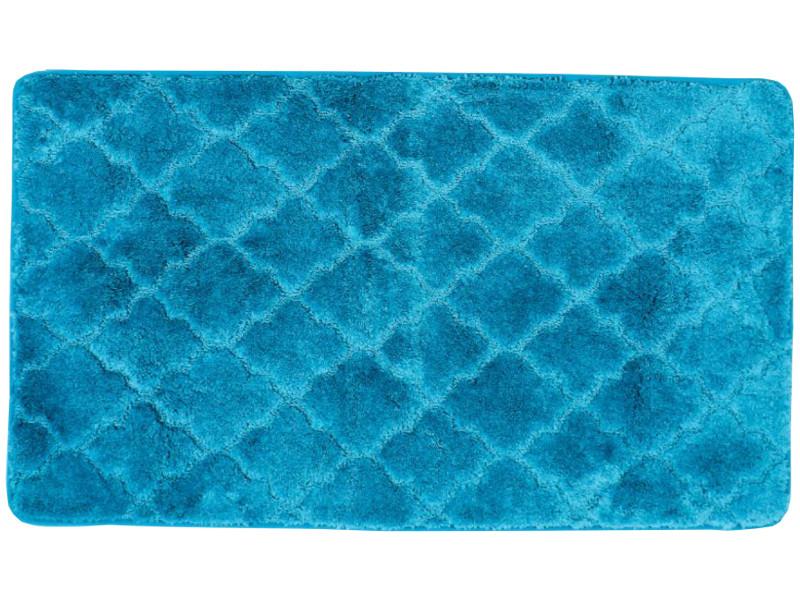 Коврик Bath Plus Лана 120х70cm Turquoise GR231