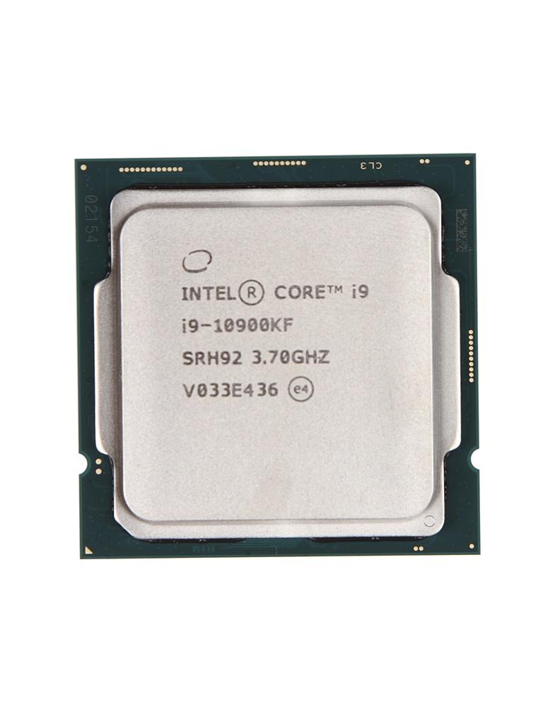 Процессор Intel Core I9-10900KF (3700MHz/LGA1200/L3 20480Kb) OEM процессор intel core i9 9900k 3600mhz lga1151 l3 16000kb oem
