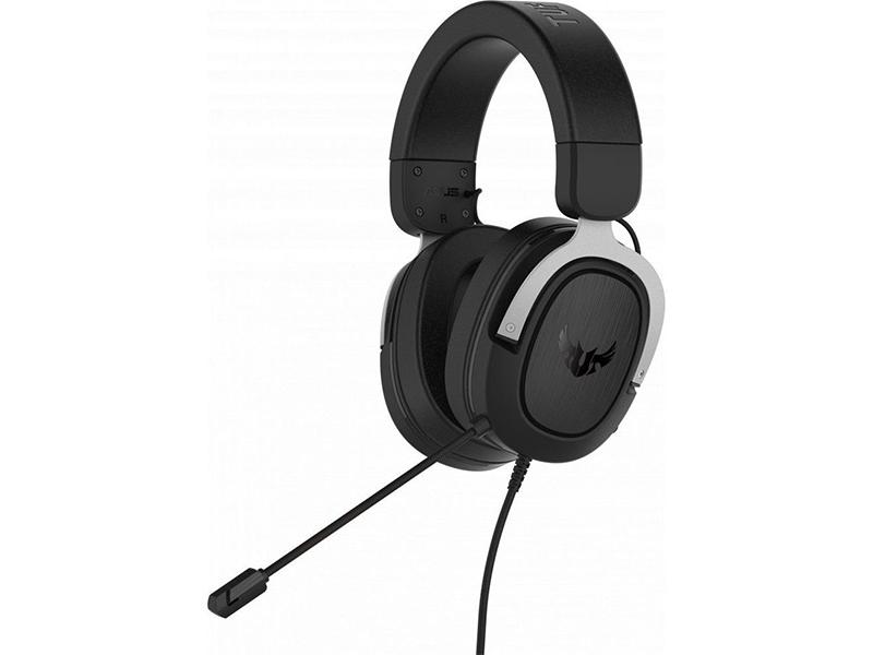 Наушники ASUS TUF Gaming H3 Black-Silver 90YH025S-B1UA00