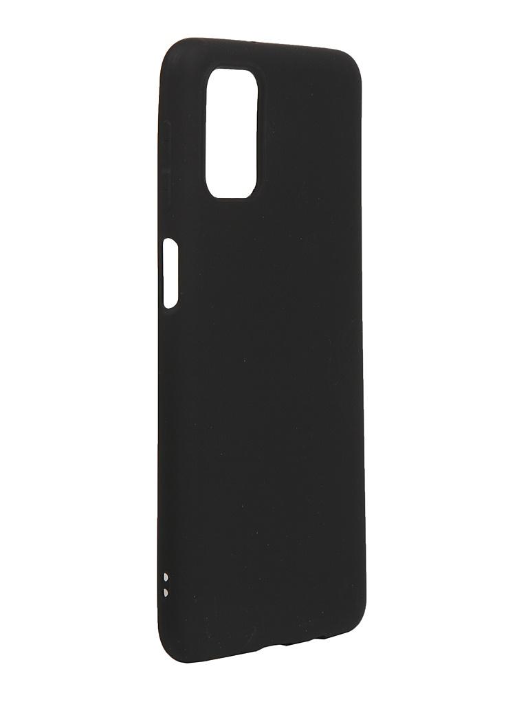 Чехол Neypo для Samsung Galaxy M31s 2020 Silicone Soft Matte Black NST18698