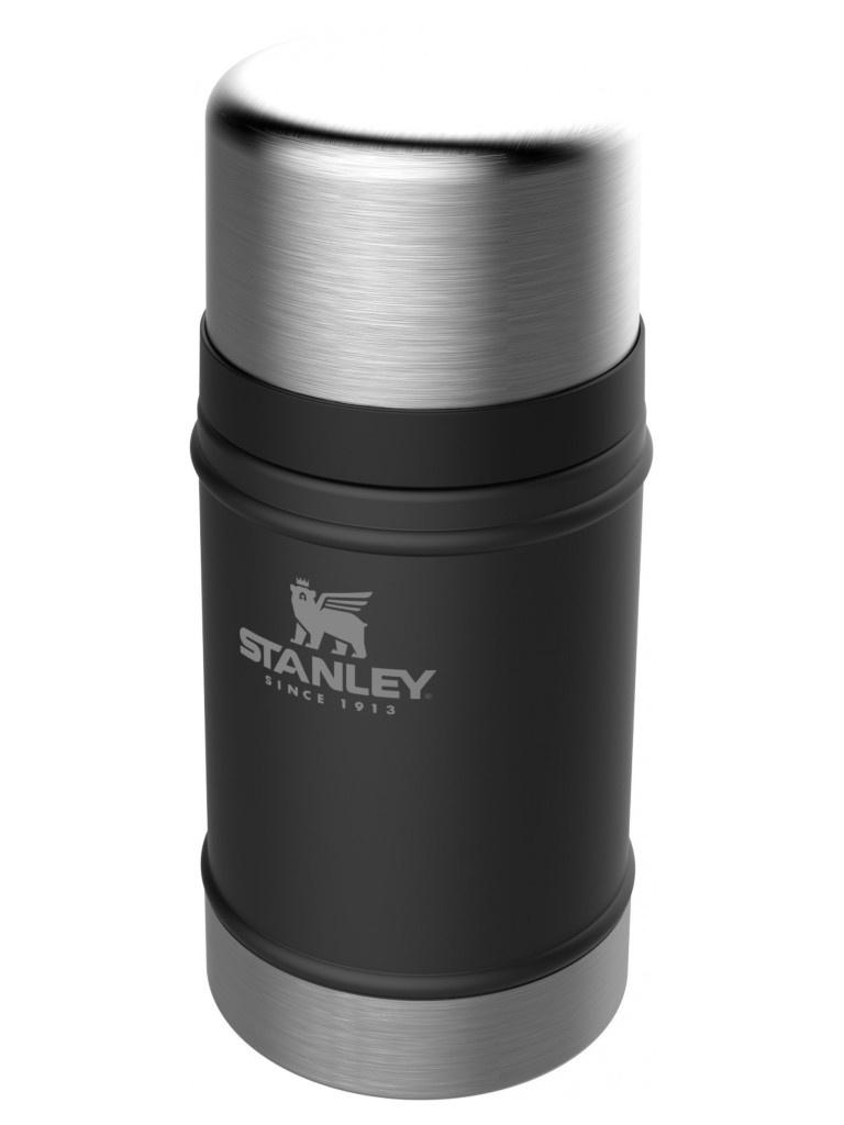 Термос Stanley Classic Food Jar 700ml Black 10-07936-004