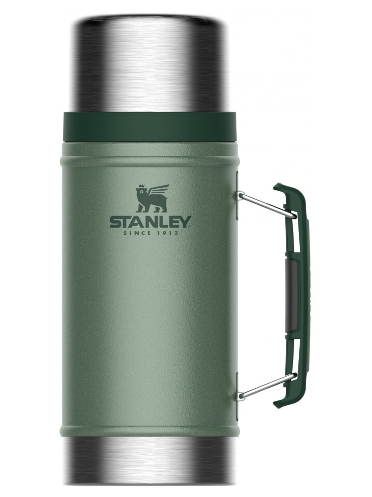 Термос Stanley Classic Food Jar 940ml Green 10-07937-003