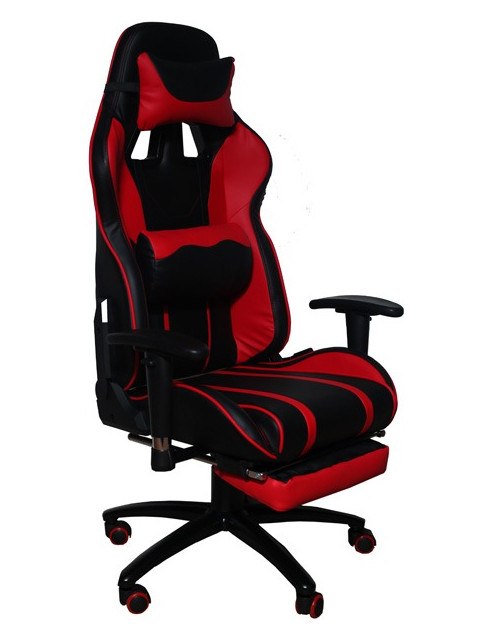 Компьютерное кресло Меб-фф MFG-6016 Black-Red