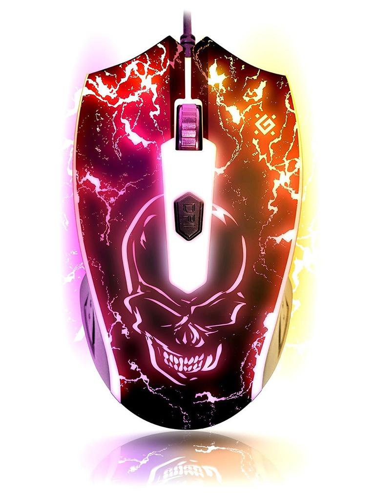 Мышь Defender Overmatch GM-069 52069