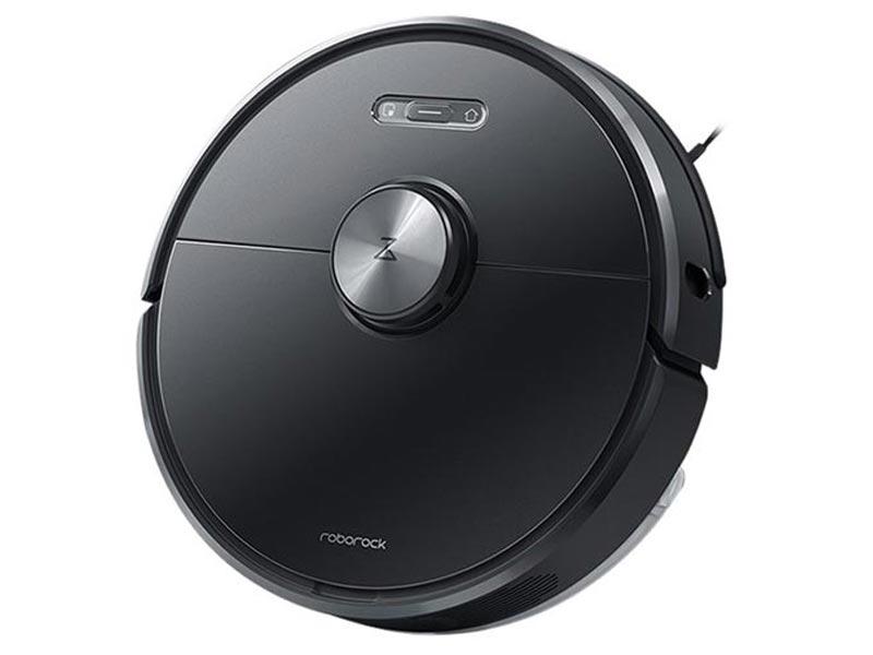 Робот-пылесос Roborock S6 Pure Smart Sweeping Vacuum Cleaner Black Выгодный набор + серт. 200Р!!!