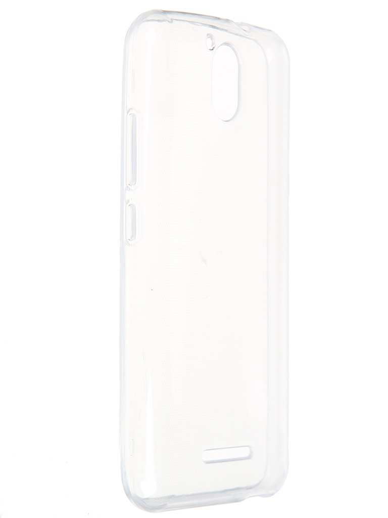 Чехол для BQ BQ-5045L Wallet Silicone Transparent