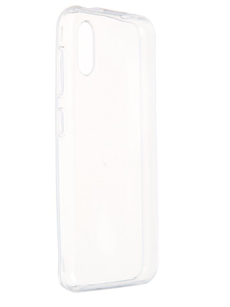 Чехол для BQ BQ-4030G Nice Mini Silicone Transparent