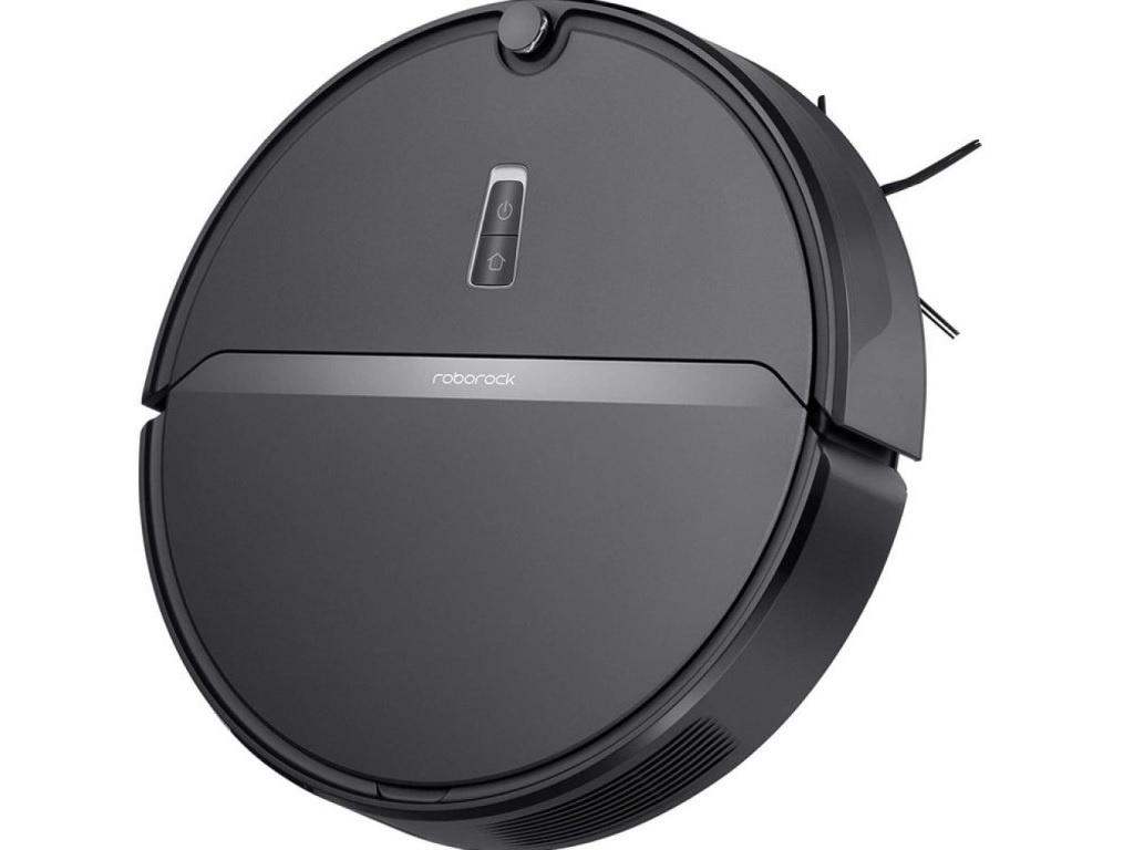 Робот-пылесос Roborock E4 E452-00 Black Выгодный набор + серт. 200Р!!!