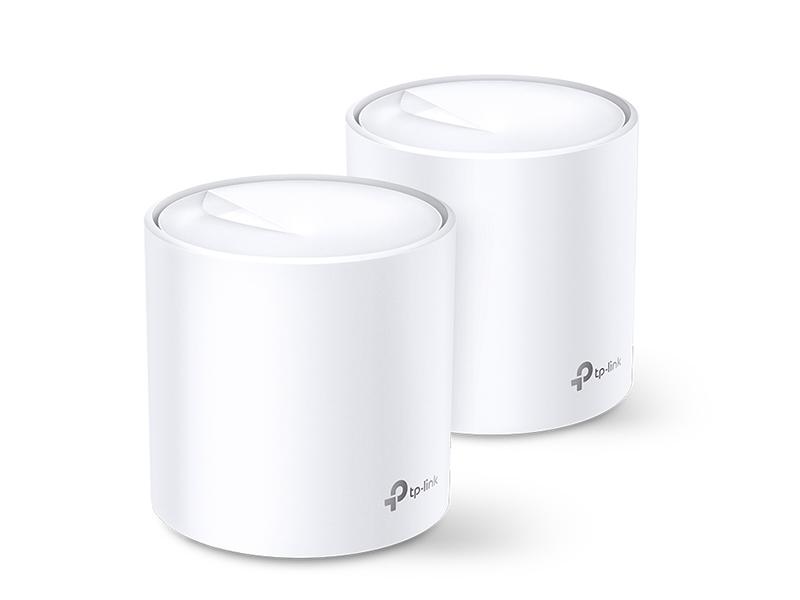Wi-Fi роутер TP-LINK Deco X20 2-pack