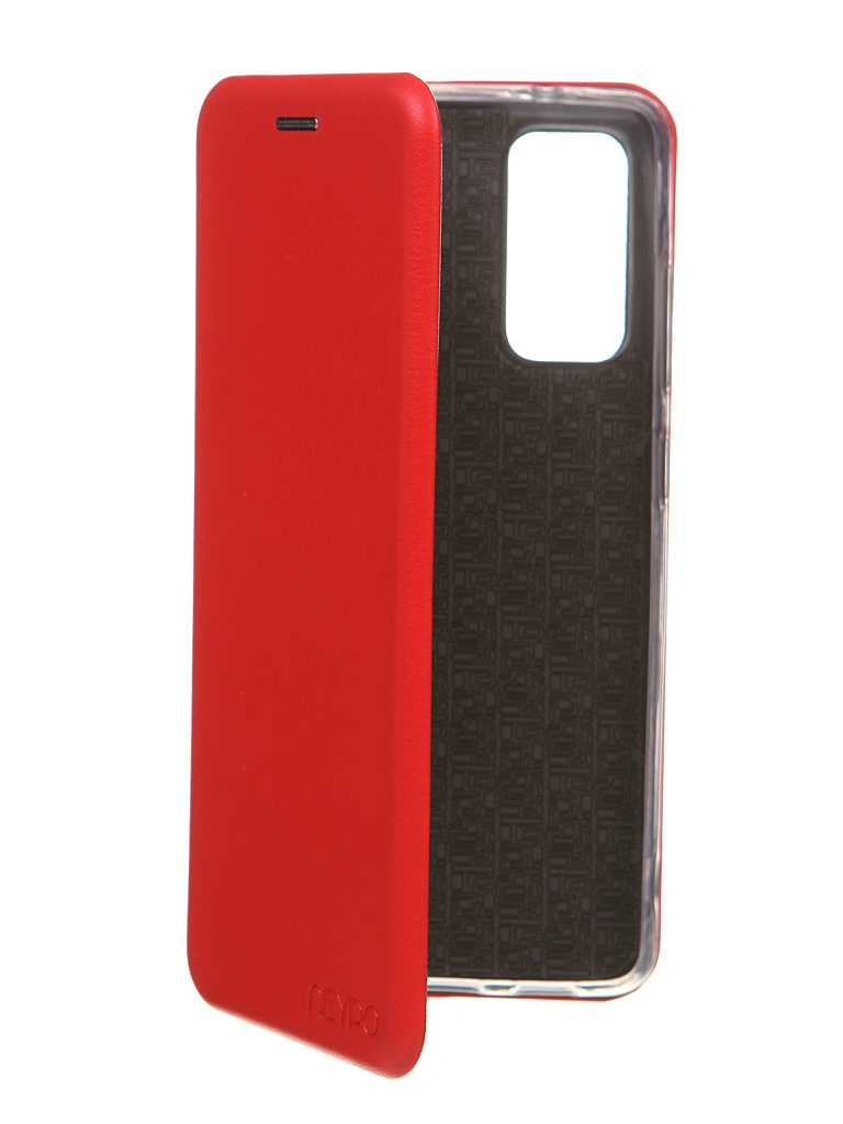 Чехол Neypo для Samsung S20FE Premium Red NSB19252