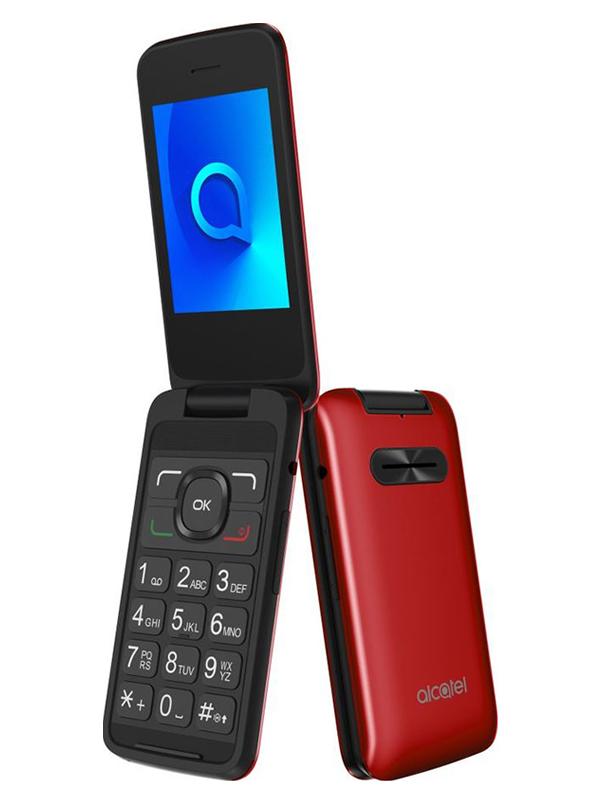 Сотовый телефон Alcatel 3025X Red