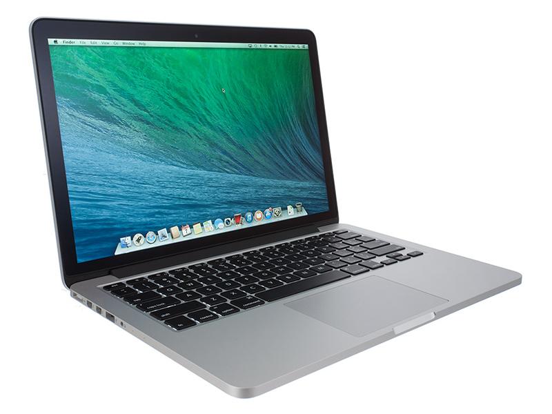 Ноутбук APPLE MacBook Pro 13 (2020) Silver MYDA2RU/A (Apple M1/8192Mb/256Gb SSD/Wi-Fi/Bluetooth/Cam/13.3/2560x1600/Mac OS)