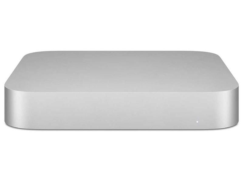 Настольный компьютер APPLE Mac Mini (2020) Silver MGNT3RU/A (Apple M1/8192Mb/512Gb SSD/Wi-Fi/Bluetooth/macOS)