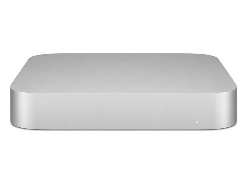 Настольный компьютер APPLE Mac Mini (2020) Silver MGNR3RU/A (Apple M1/8192Mb/256Gb SSD/Wi-Fi/Bluetooth/macOS)