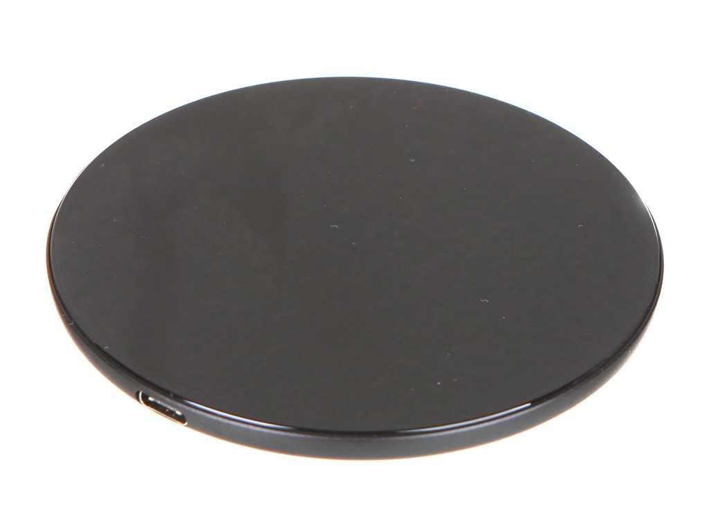 Зарядное устройство Baseus Simple Wireless Charger 15W Updated Version for Type-C Black WXJK-B01