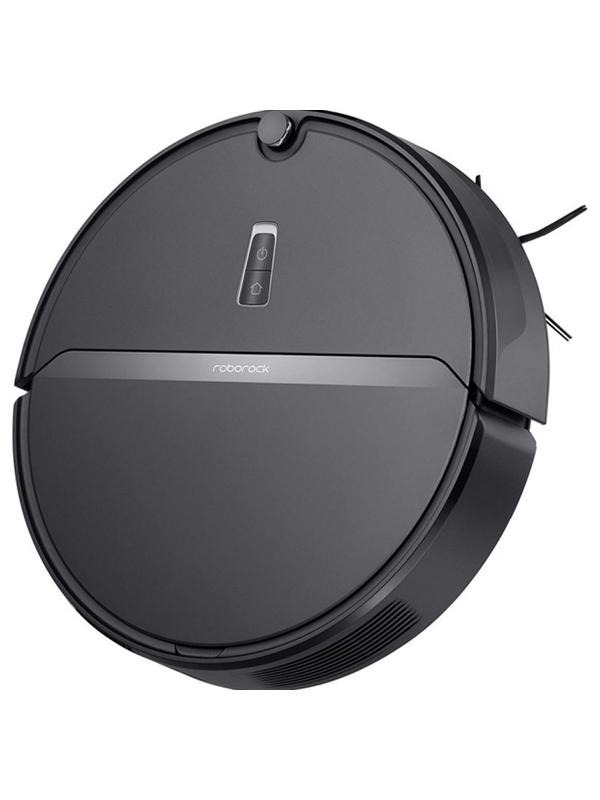 Робот-пылесос Roborock E4 RU Black
