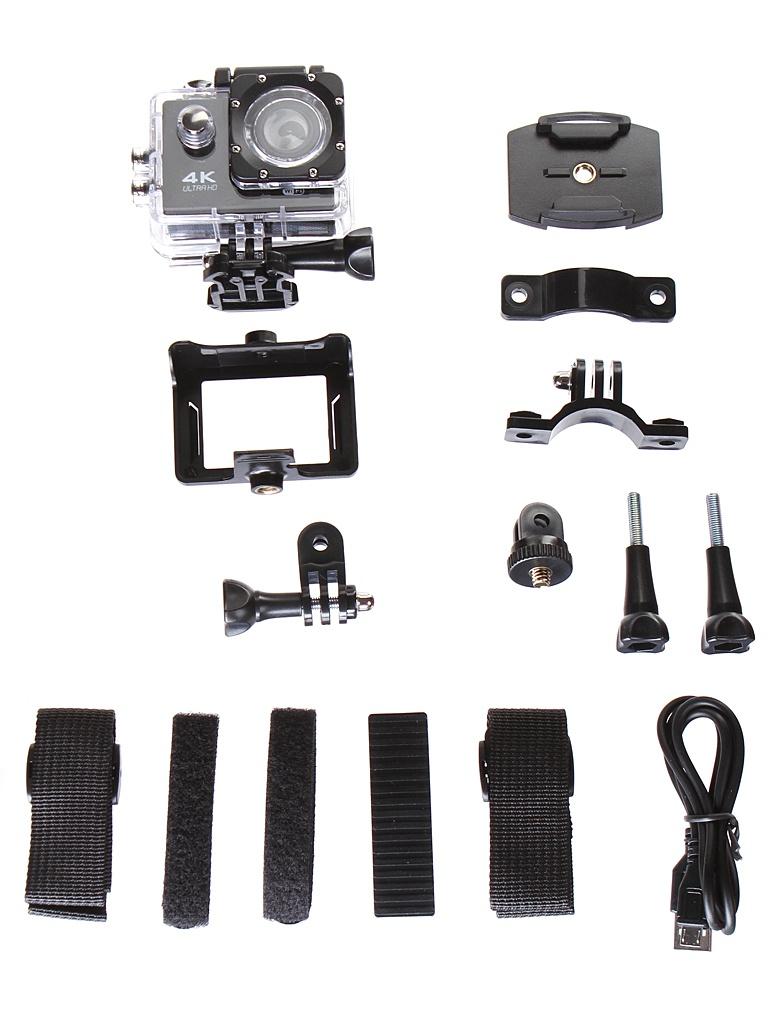 Фото - Экшн-камера Veila 4К Sports Ultra HD 7030 vdeo action camera ultra hd 4k 30fps wifi 170d waterproof video helmet recording sports camera