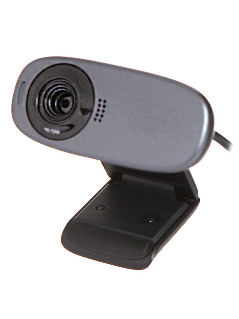 Вебкамера Logitech Webcam C310 HD 960-000638 / 960-000585 / 960-001065 Выгодный набор + серт. 200Р!!!