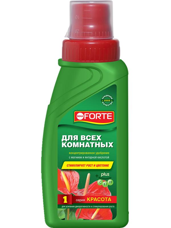 Жидкое удобрение Bona Forte Красота для всех растений 285ml BF21010191